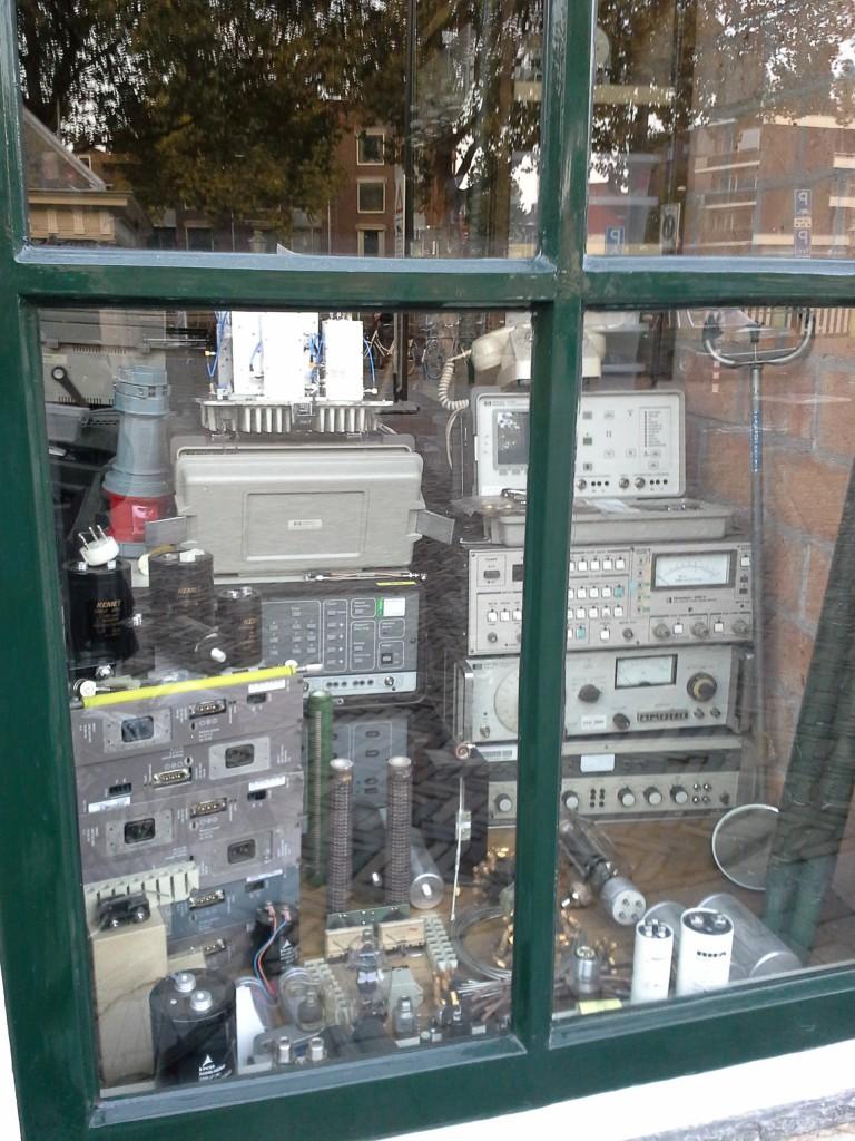 vitrine Quakkelstein